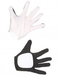 StormTrooper - Star Wars VII™ handschoenen voor volwassenen