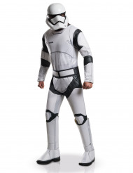 Wit deluxe Stormtrooper™ kostuum voor volwassenen - Star Wars VII™