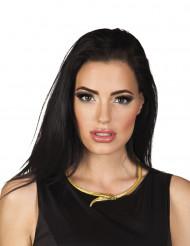 Egyptische slang halsketting voor vrouwen