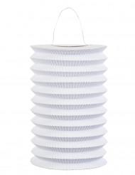 Witte papieren lantaarn
