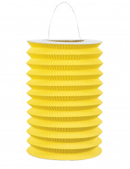Gele papieren lantaarn