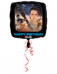 Happy Birthday ballon Star Wars VII™