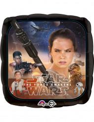 Vierkant folie ballon Star Wars VII™