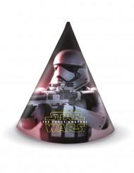 6 feesthoeden - Star Wars VII™