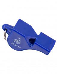 Blauw Frankrijk FFF™ fluitje