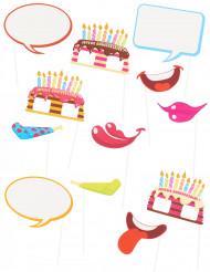 Photobooth set verjaardag