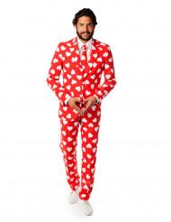 Mr. Valentijn kostuum voor heren Opposuits™