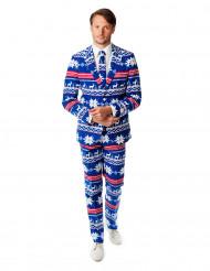 Mr. Kerst kostuum voor mannen - Opposuits™