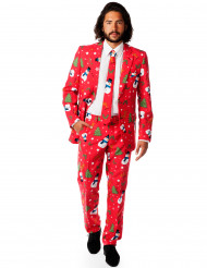 Kerstkostuum voor mannen - Opposuits™