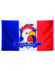 Allez France supportersvlag 90 x 150 cm