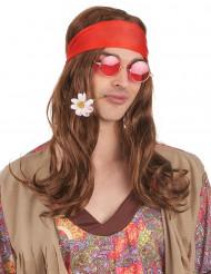 Hippie Baboss pruik voor volwassenen
