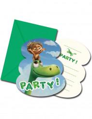 The Good Dinosaur™ bekers uitnodigingen en enveloppen