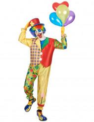 Clown outfit voor mannen