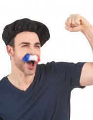 Frankrijk supporter snor voor volwassenen
