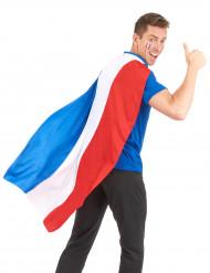Frankrijk supporterscape voor volwassenen