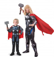 Thor™ koppelkostuum voor vader en zoon