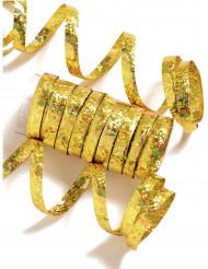Gouden serpentine rol