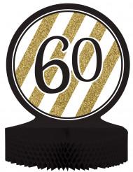 Verjaardag tafelversiering 60 jaar