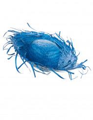 Blauwe Hawaii hoed voor volwassenen