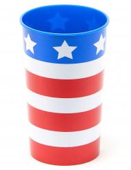 Herbruikbaar USA glas van stevig plastic