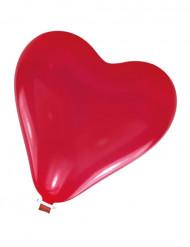 Reuze hart ballon Valentijnsdag