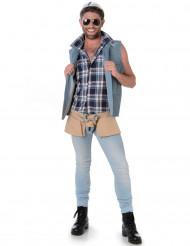 Bouwvakker kostuum voor mannen