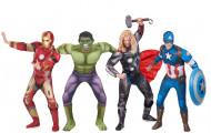 Groepskostuum Avengers™ voor volwassenen