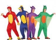 Dinosaurus groepskostuums voor volwassenen