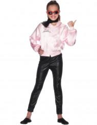 Roze Grease™ jasje voor meisjes