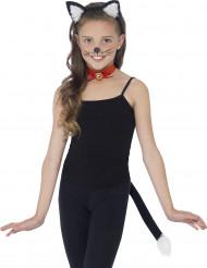 Zwarte kat set voor kinderen