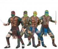 Ninja Turtles™ groepskostuum voor volwassenen
