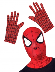 Spiderman™ set - Kap en handschoenen
