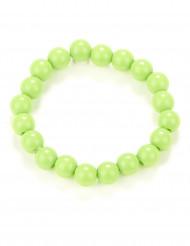 Groene kralenarmband voor volwassenen
