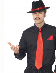 Rode gangster set voor volwassenen