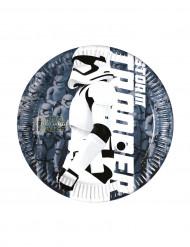 8 kleine bordjes Stormtrooper Star Wars VII™