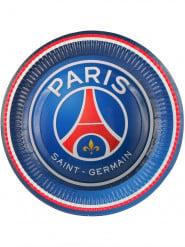 6 PSG™ Paris bordjes