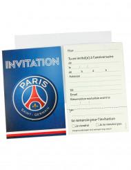 6 uitnodigingen met envelop van PSG™