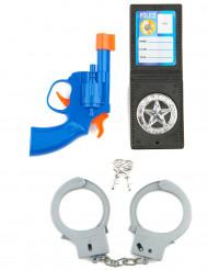 Politie speelgoed set voor kinderen
