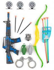 Militair set voor kinderen