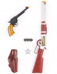 Cowboy Sheriff set voor kinderen