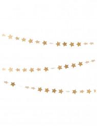 Gouden mini sterrenslinger