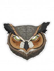 Papieren nachtuil masker