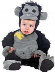Gorillakostuum voor baby's