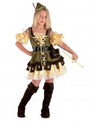 Bosprinses kostuum voor meisjes