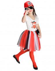Piraat tutu kostuum voor meisjes