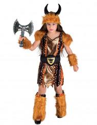 Viking kostuum voor meisjes