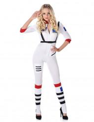 Astronaut kostuum voor dames