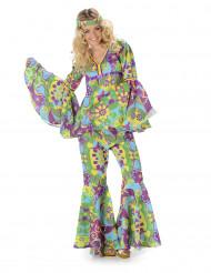 Flower Power hippie kostuum voor vrouwen
