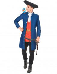 Piraten kapitein jas voor mannen