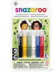 6 Snazaroo™ schmink stokjes